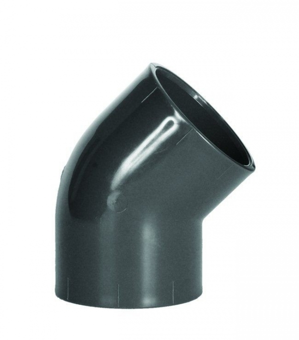 CODO PVC 45º ENCOLAR