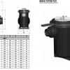 BOMBA VICTORIA PLUS 1/2CV 230V - MONOFASICA