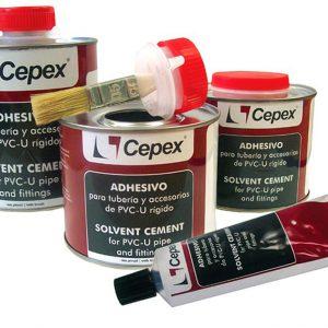 ADHESIVO PVC CEPEX