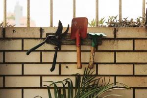 herramientas-cuidados del jardín en septiembre