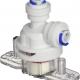 Detector de fugas para purificación de aguas
